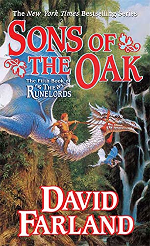 9780765341082: Sons of the Oak: The Fifth Book of The Runelords