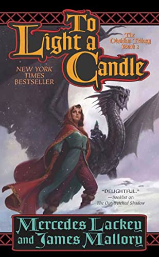 To Light a Candle - #2 Obsidian Trilogy