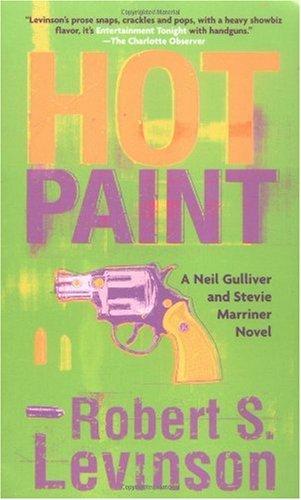 9780765341679: Hot Paint: A Neil Gulliver and Stevie Marriner Novel