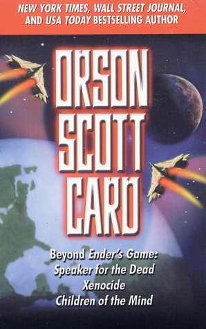 9780765341921: Beyond Ender's Game: Speaker for the Dead, Xenocide and Children of the Mind (Box Set)