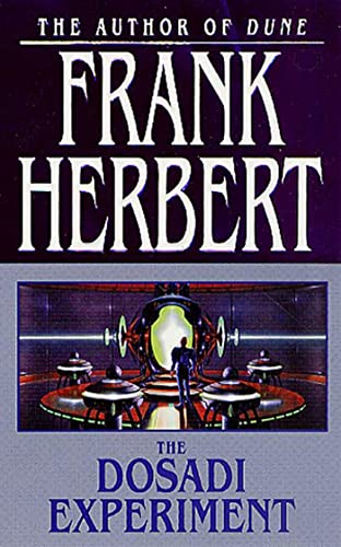 9780765342539: The Dosadi Experiment (Tor Science Fiction)