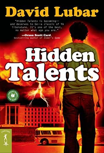9780765342652: Hidden Talents