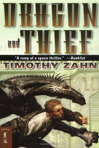 9780765342720: Dragon and Thief: The First Dragonback Adventure