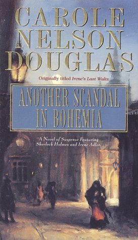 9780765343253: Another Scandal In Bohemia: A Midnight Louie Mystery (Irene Adler Mysteries)