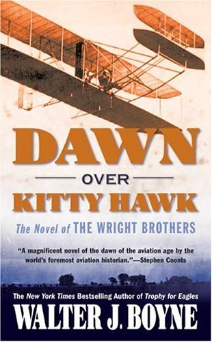 9780765343932: Dawn Over Kitty Hawk: The Novel of the Wright Brothers