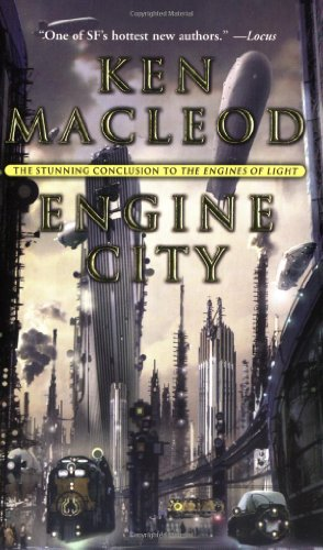 9780765344212: Engine City (Engines of Light)