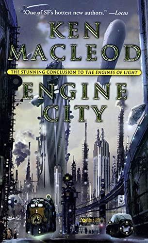 9780765344212: Engine City