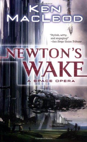 9780765344229: Newton's Wake
