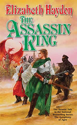 9780765344748: The Assassin King (The Symphony of Ages)