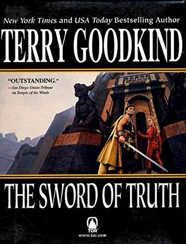 9780765344946: The Sword of Truth Boxed Set II, Books 4-6: Temple of the Winds / Soul of the Fire / Faith of the Fallen