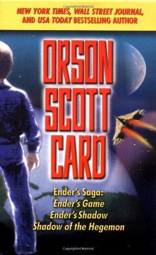 9780765344953: Ender's Saga Boxed Set: Ender's Game, Ender's Shadow, Shadow of the Hegemon