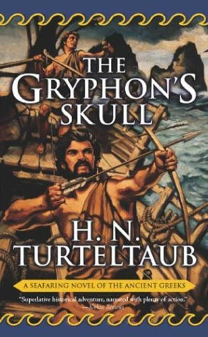 9780765345035: The Gryphon's Skull (Hellenistic Seafaring Adventure)