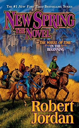9780765345455: New Spring (Wheel of Time)