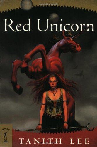 Red Unicorn (Starscape): Tanith Lee