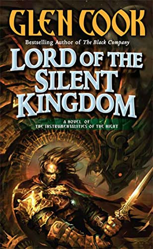 9780765345974: Lord of the Silent Kingdom (Instrumentalities of the Night, Bk. 2)