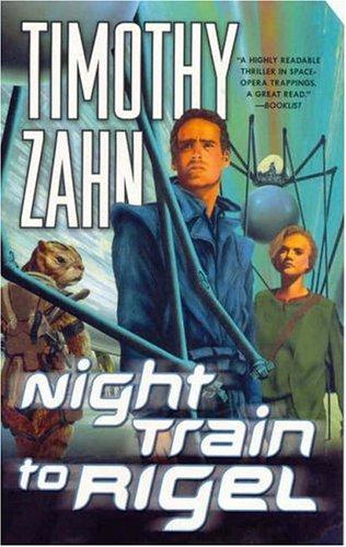 9780765346445: Night Train to Rigel (Quadrail)