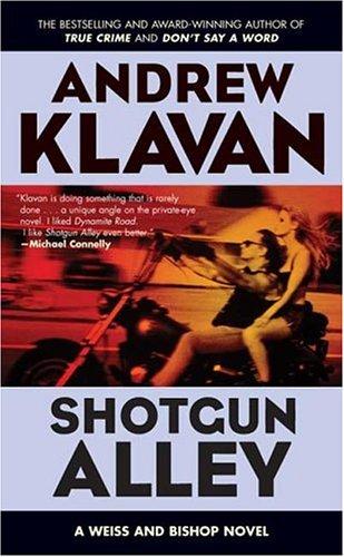 9780765346957: Shotgun Alley (Weiss and Bishop Novels)