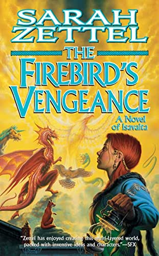 9780765347237: The Firebird's Vengeance