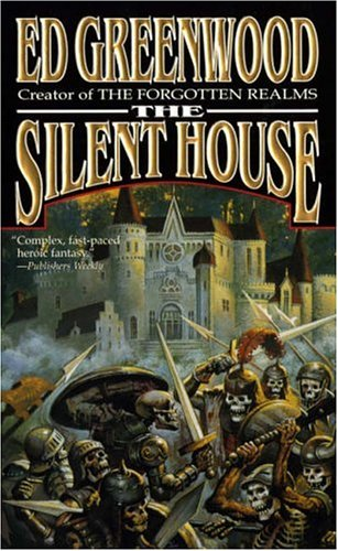 9780765347268: The Silent House: A Chronicle of Aglirta (Band of Four)