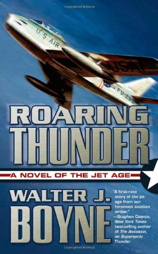 9780765347466: Roaring Thunder: A Novel of the Jet Age (Novels of the Jet Age)