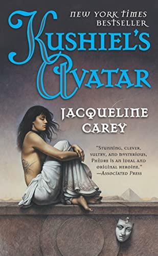 Kushiel's Avatar (Kushiel's Legacy): Carey, Jacqueline