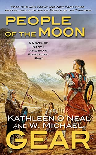 9780765347589: People of the Moon (First North Americans)