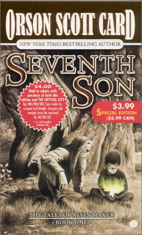 9780765347756: Seventh Son: The Tales of Alvin Maker, Volume I