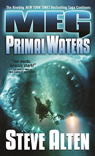 9780765347855: MEG: Primal Waters