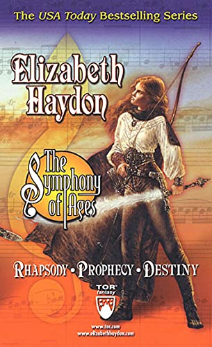 9780765347930: The Symphony of Ages Boxed Set I: Rhapsody, Prophecy, Destiny