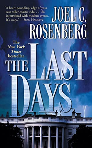 9780765348203: The Last Days (Political Thrillers Series #2)