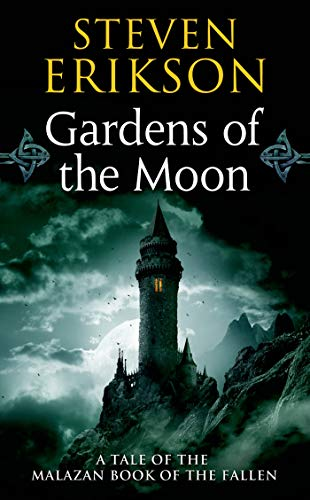 9780765348784: Malazan Book of the Fallen 01. Gardens of the Moon (Tor Books)