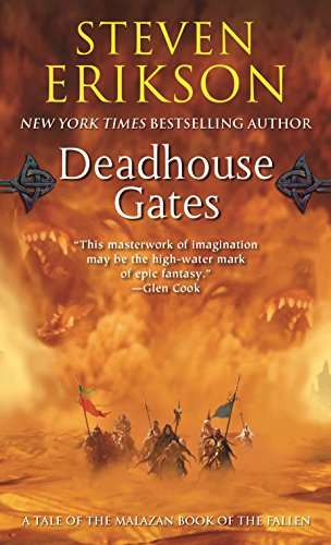 9780765348791: Deadhouse Gates: Book Two of the Malazan Book of the Fallen (Malazan Book of the Fallen (Paperback))