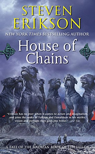 9780765348814: House of Chains (The Malazan Book of the Fallen, Book 4)
