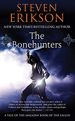 9780765348838: The Bonehunters: Book Six of The Malazan Book of the Fallen