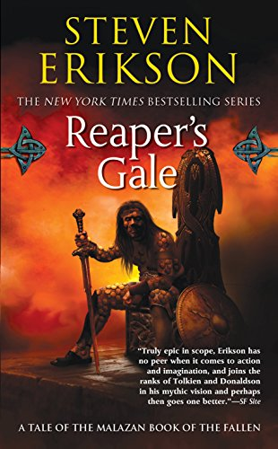 Reaper's Gale: Book Seven of The Malazan: Erikson, Steven