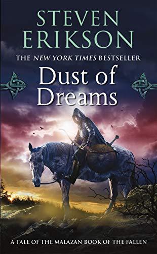 9780765348869: Malazan Book of the Fallen 09. Dust of Dreams