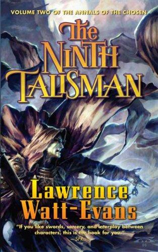 9780765349026: The Ninth Talisman (Annals of the Chosen, Vol. 2)