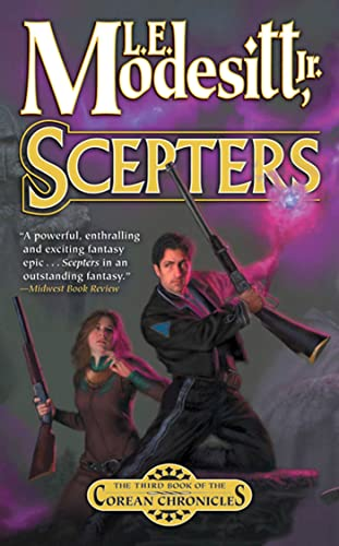 9780765349224: Scepters (Corean Chronicles, Book 3)