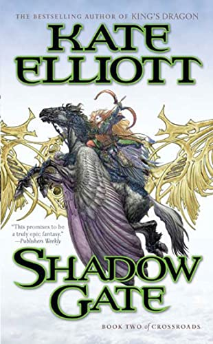 9780765349316: Shadow Gate: Book Two of Crossroads