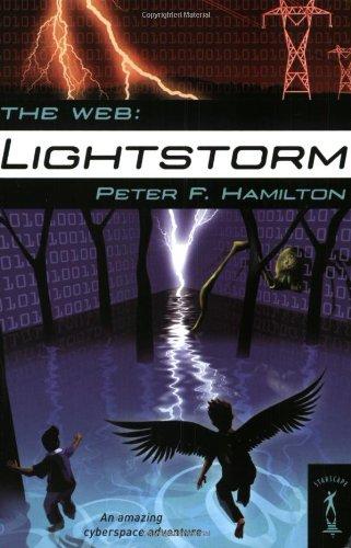 The Web: Lightstorm (Web Series 1): Hamilton, Peter F.