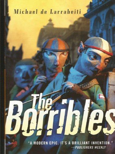 9780765350053: The Borribles (Borrible Trilogy)