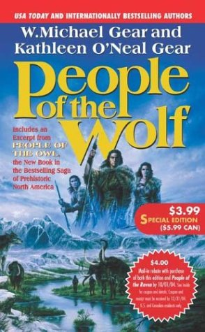 9780765350305: People of the Wolf