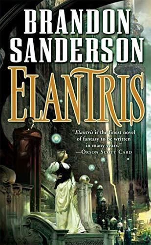 9780765350374: Elantris (Tor Books)
