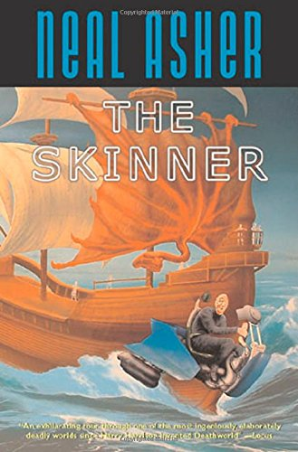 9780765350480: The Skinner (Spatterjay, Book 1)