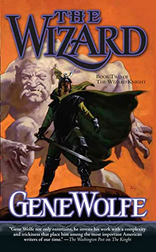 9780765350503: The Wizard: Book Two of The Wizard Knight