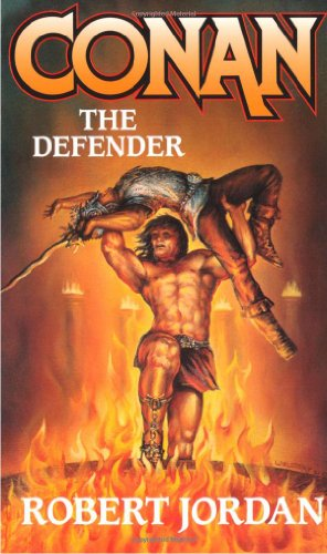 9780765350626: The Defender (Conan (Tor))