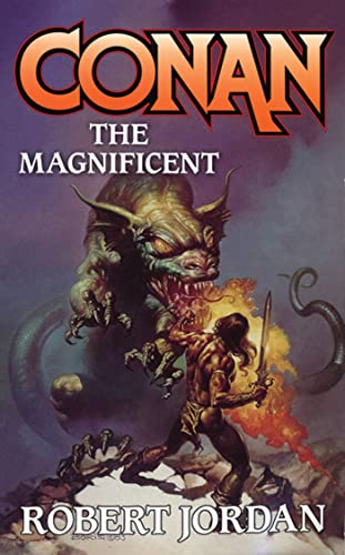 Conan The Magnificent (9780765350640) by Robert Jordan