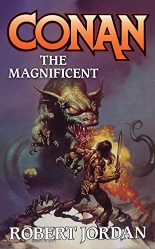 9780765350640: Conan The Magnificent