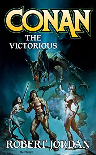 9780765350671: The Victorious (Conan)