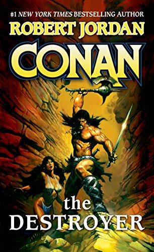 9780765350688: Conan The Destroyer